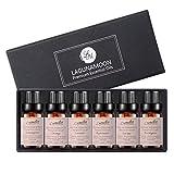 Aromatherapy Essential Oils Gift Set, Top 6 100% Pure Premium Therapeutic Grade Oils -Lavender, Tea...
