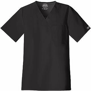 Workwear Core Stretch Men Scrubs Top Tuckable V-Neck 4743