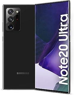 Samsung Galaxy Note20 Ultra Dual SIM 256 GB 12GB RAM 5G (UAE Version) - Mystic Black - 1 year local brand warranty