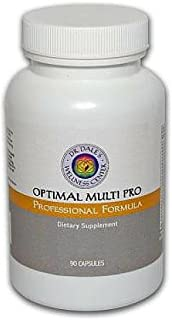 Dr. Dale's Optimal Multi Pro - One-A-Day Multi-Vitamin Supplement - Adrenal Health - Balance Cortisol Levels & Stress - Re...