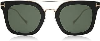 FT0541 05N Black Alex Retro Sunglasses Lens Category 3 Size 51mm