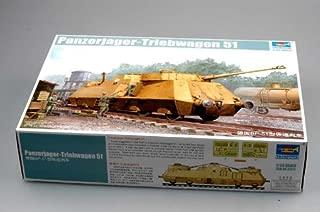 Trumpeter 1/35 German VK3001(H) PzKpfw IV Ausf A Panzer Medium Tank