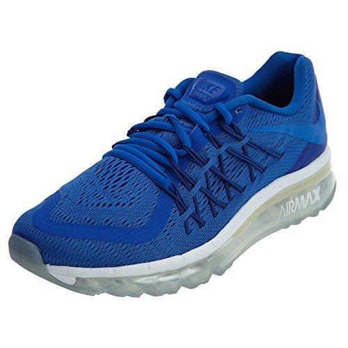 nike air max 2015 (GS) zapatillas para correr 705457 zapatillas - Juego Royal Abismo Azul, Niño', EU 39