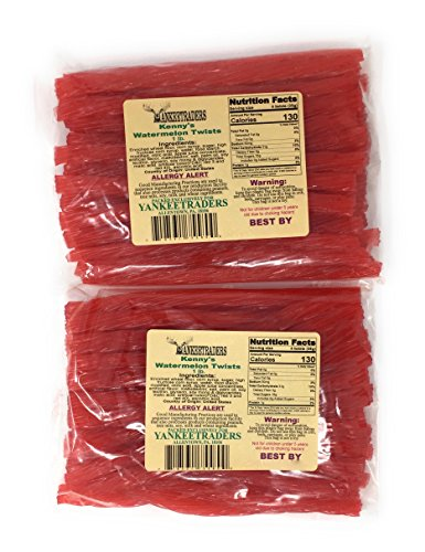 Kenny's Watermelon Twist Licorice 2 Lbs