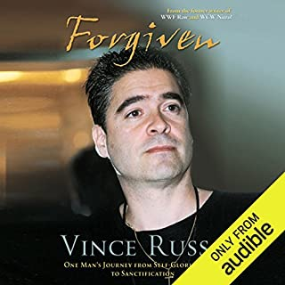 Forgiven cover art