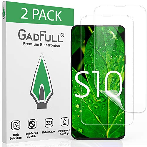 GadFull 2 Piezas Samsung Protector de Pantalla para Samsung