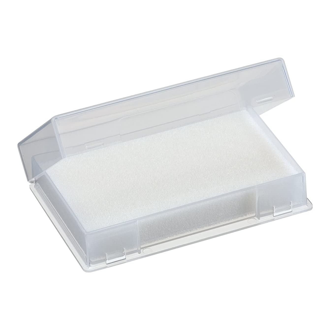 レビューメルボルン情報ネイルチップケース ホワイト