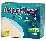 AquaClear 70 Foam Filter Inserts, Aquarium Filter...