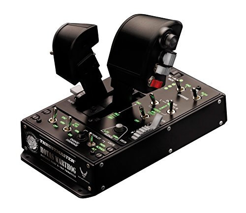 Thrustmaster Hotas Warthog Dual Throttle (Schubregler, T.A.R.G.E.T Software, PC)