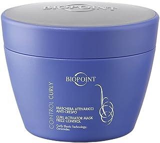 Biopoint Control Curly Maschera Attivaricci, Districa e Nutre in profondità donando Extra Morbidezza e proteggendo i Ricci...