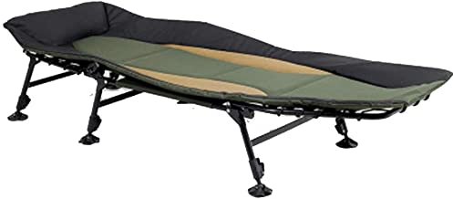 Home Outdoor/Adjustable Outdoor Camping Bed Portable Adjustable Chair Durable and Comfortable Nap Bed (Color : A)