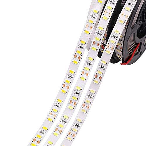 Marswell CRI 90+ luces LED de tira blanca neutra 4000K-4500K luz diurna SMD5630 no impermeable