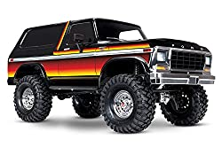 Traxxas TRX-4 Bronco Scale and Trail Crawler