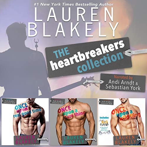 Page de couverture de The Heartbreakers Collection