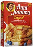 Aunt Jemina Original, Mezcla para Pancakes y Waffles
