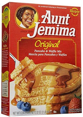 Tante Jemima Original Pancake und Waffel-Mix, 907 g
