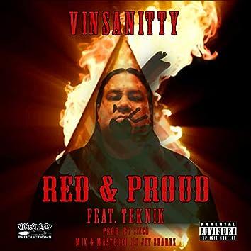 Red &Proud (feat. Teknik)