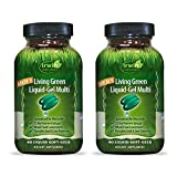 SPECIALIZED FOR MEN - Men's Living Green Liquid-Gel Multi sets a new standard in today's world of low nutrition and high stress with one of the world's only plant based, multi-nutrition formulas targeting men's specific needs. FULL SPECTRUM SUPPORT -...