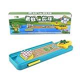 Mini juego de bolos, juego de bolos de mesa de escritorio, juego educativo para niños y adultos, aliviar el estrés, divertirse, fiesta, oficina, favor de los niños