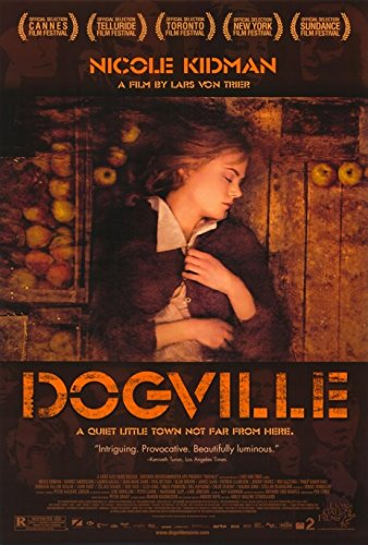 Dogville Movie Poster (68,58 x 101,60 cm)