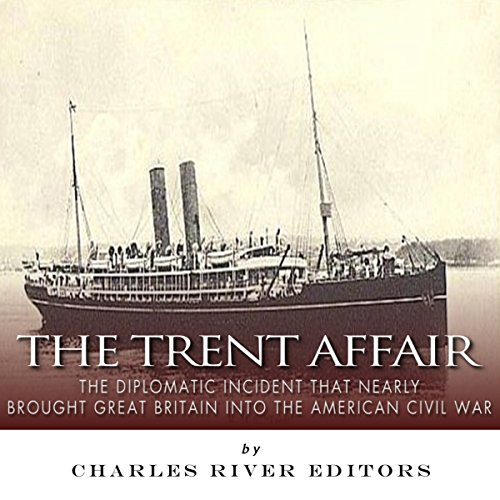 The Trent Affair audiobook cover art