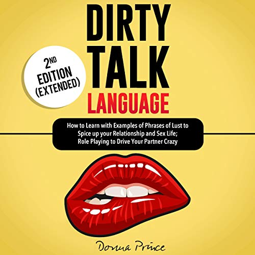 Dirty Talk Language: 2nd Edition (Extended) cover art