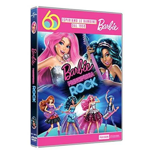 Barbie Principessa Rock - Edizione 60° Anniversario (Barbie Cantante)