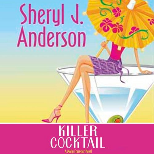 Killer Cocktail audiobook cover art