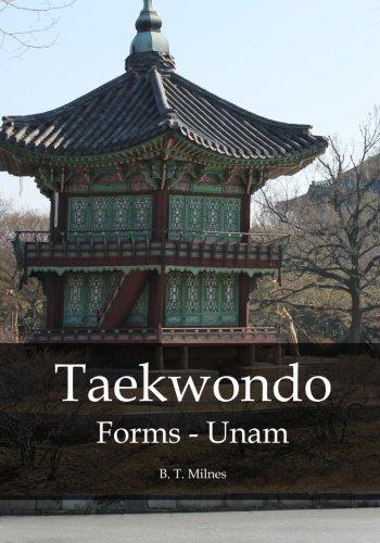 Taekwondo Forms - Unam