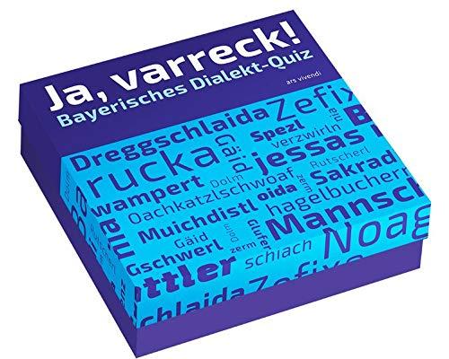 Ja, varreck! Bayerisches Dialekt-Quiz: 66 Fragen rund um den bayerischen Dialekt