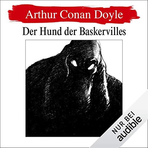 Der Hund der Baskervilles audiobook cover art