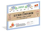 The Kitchen Companion Page-A-Week Calendar 2022