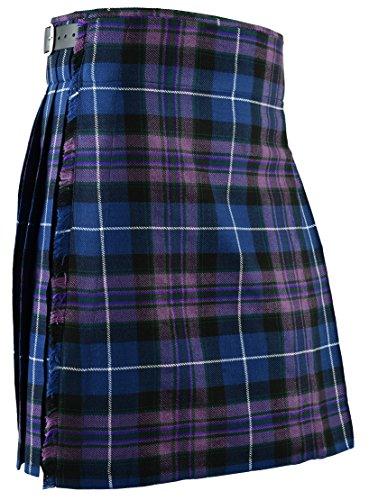 Schottischer Kilt, klassischer Rock Kleid Highland - Pride of Scotland, W40