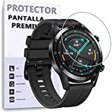 Protector de Pantalla para Huawei Watch GT 2 42mm - Watch GT - Watch GT Active, Reloj SmartWatch, (Pack 6X)