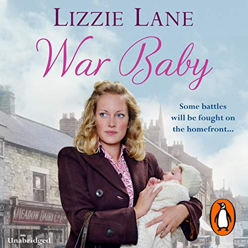War Baby audiobook cover art