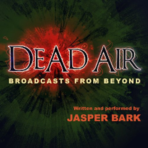 Dead Air audiobook cover art