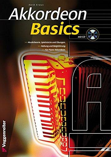 Akkordeon Basics: Der einfache Weg zum Akkordeonspiel