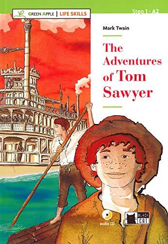 The Adventures of Tom Sawyer. Buch + Audio CD: Englische Lektüre für das 2. und 3. Lernjahr