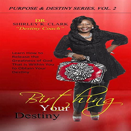 Birthing Your Destiny audiobook cover art