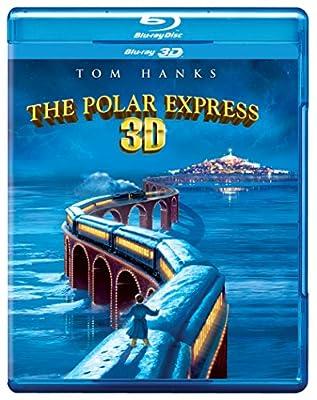 The Polar Express (Single Disc Blu-ray 3D/Blu-ray Combo)