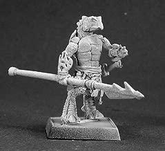 Reaper Miniatures Chhaya, Sergeant #14454 Reptus Unpainted RPG D&D Mini Figure