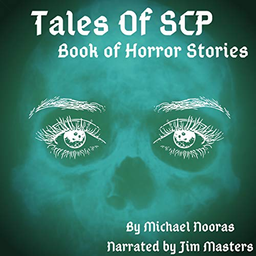 Tales of SCP: Book of Horror Stories cover art