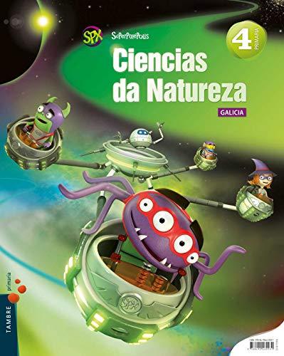 Ciencias da Natureza 4º Primaria (Galicia) (Superpixépolis) - 9788490460931