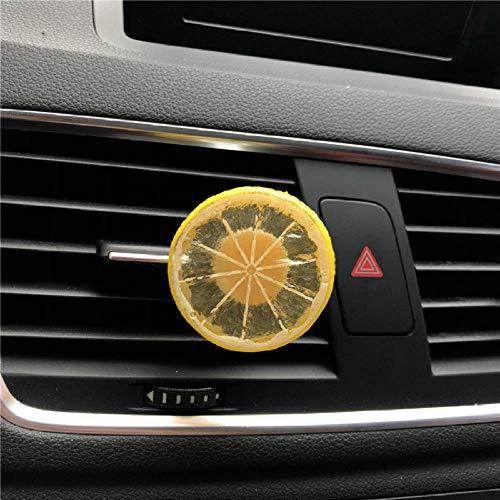 SGXDMxx Aromatherapie benodigdheden_Citroen hars fruit stukken auto parfum auto decoratie outlet aromatherapie deodorant benodigdheden 1