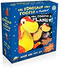 The Dinosaur That Pooped A Planet: Book & Toy Boxset