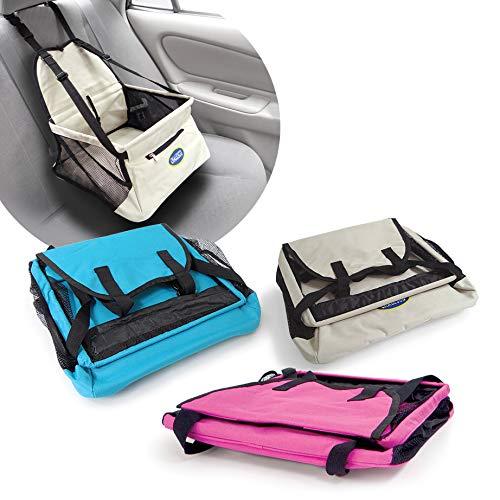 Car Seat Chalesco para Cães, Cores Sortidas, 1 unidade