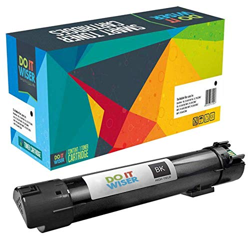 Do it wiser Compatible Toner Cartridge Replacement for Dell 5130 5130CDN (Black)