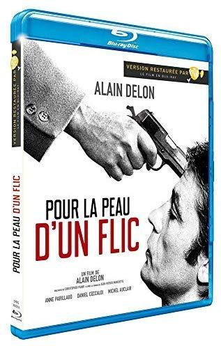 Rette deine Haut, Killer / For a Cop's Hide (1981) ( Pour la peau d'un flic ) [ Französische Import ] (Blu-Ray)