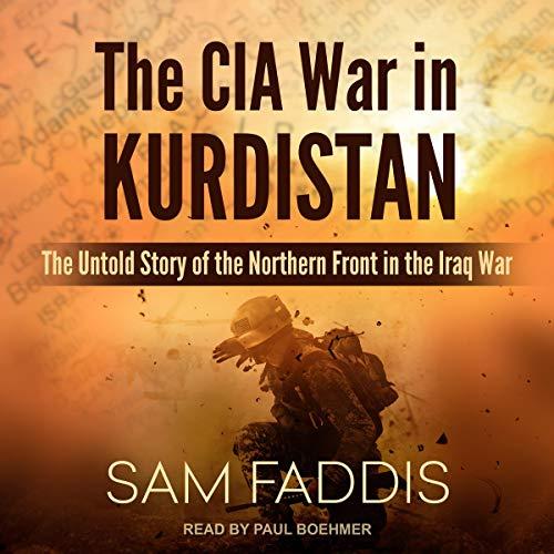 The CIA War in Kurdistan cover art