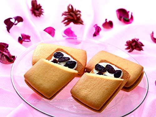 ギフトクッキーパティスリー銀座千疋屋銀座レーズンサンド15個